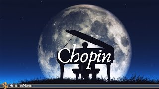 Chopin - 4 Hours Classical Piano Music for Relaxation