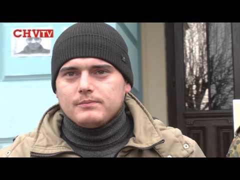 Брифінг Правого сектору м. Чернівці