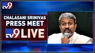 Chalasani Srinivas Rao Press Meet LIVE- Vijayawada..