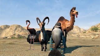 Goat Simulator - PAYDAY Release Trailer