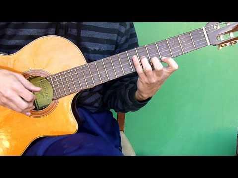 A tout le monde [Megadeth] - Guitarras (criolla c/distorsión) *c/tabs*