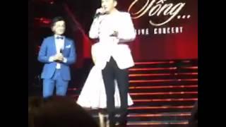 My Tam -Dam Vinh Hung-Quang Dung-trog CT Live Concert SỐNG