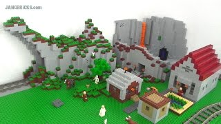 OLD Video! Updates on my channel! JANGBRiCKS City Minecraft corner update Aug. 29, 2014!