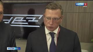 Александр Бурков подписал соглашение о сотрудничестве с концерном «Уралвагонзавод»