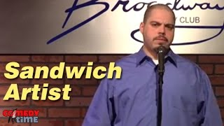 Sandwich Artist (Stand Up Comedy)