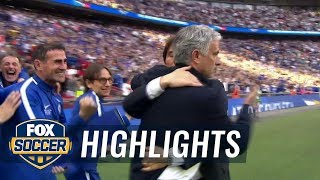 "90' in 90"" Chelsea vs. Manchester United 