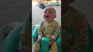 The best baby laugh