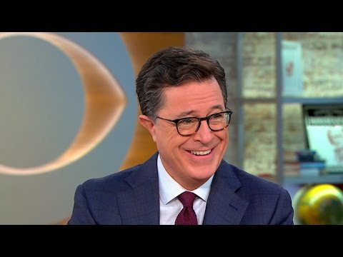 Stephen Colbert on live, uncensored election night show