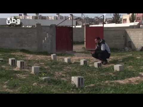 عز الدين: الناجي الوحيد بين عائلته من قصف الاحتلال