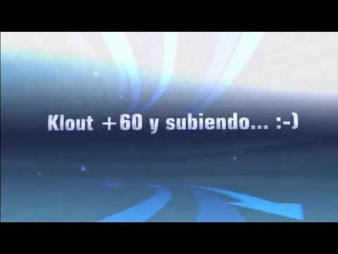 Klout superior a 60 en Desafio Klout (1ª parte)