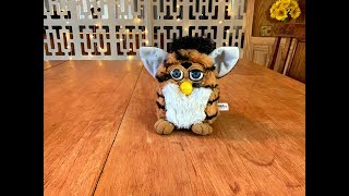I made a lamp from a Furby!
