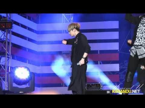 [keyandu] 120331 Jinhae :: Stranger Key ver.