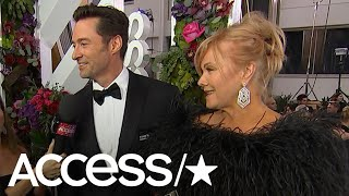 Hugh Jackman On His Friendship With Zac Efron & His Marriage To Deborra-lee Furness   Access