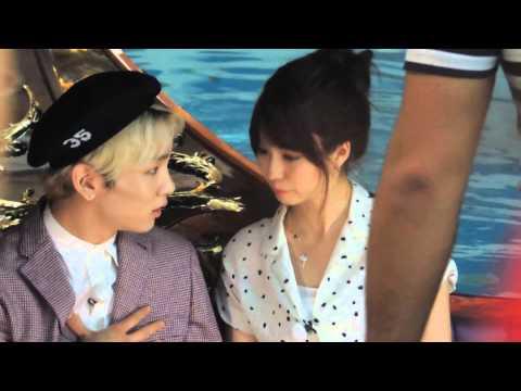 140401 Key&Arisa WGM In Macau
