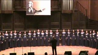 Academic Folk Choir - Bulgaria - Vila se gora by Kiril Stefanov