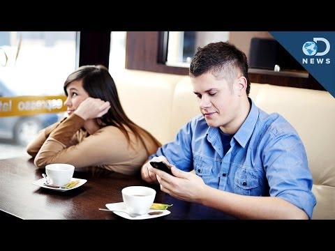 Smartphones Are Killing Your Social Life! - DNews  - Gxqm2DGfKJQ -