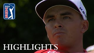 Rickie Fowler extended highlights | Round 1 | Quicken Loans