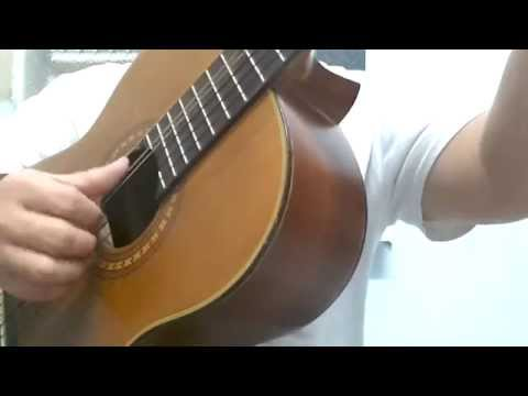 Điệu BALLAD Guitar 4/4 (Part 2) - Ballad Finger Picking & Strumming Guitar 4/4