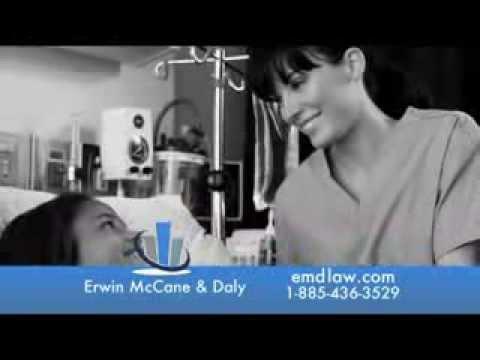 """Erwin McCane & Daly: """"Sarah"""" TV Spot"""