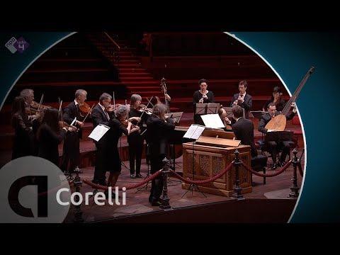 Corelli: 12 Concerti Grossi, Op. 6, No. 8; Christmas Concerto - Musica Amphion - Classical Music HD