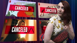 Why Netflix canceled your favorite show