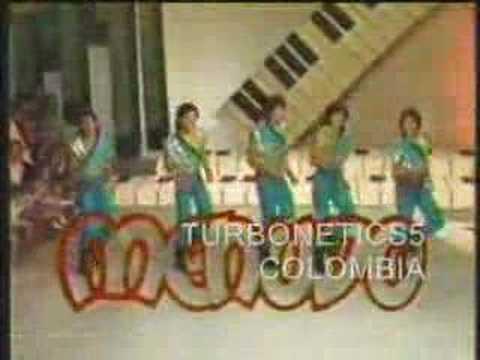 MENUDO EN EL SHOW DE LAS ESTRELLAS DE JORGE BARON  1984