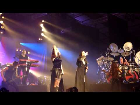 Tarja feat Floor Jansen - Over The Hills And Far Away @ MFVF XI 2013-10-20
