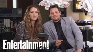 'Grey's Anatomy' Cast Plays 'Which Grey's Character Are You?' Quiz | Entertainment Weekly