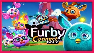 FURBY CONNECT World App (by Hasbro) Fun Games For Kids To Play
