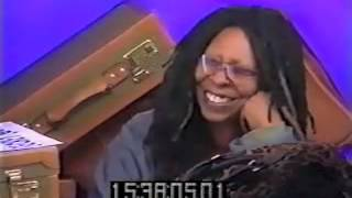 UNCENSORED raw footage - Hollywood Squares - Whoopi Goldberg Finale