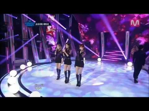 TaeTiSeo 소녀시대-태티서 SNSD Baby Steps Girls' Generation TTS Live
