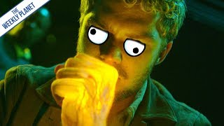 Iron Fist Is A Thundering Dumbass