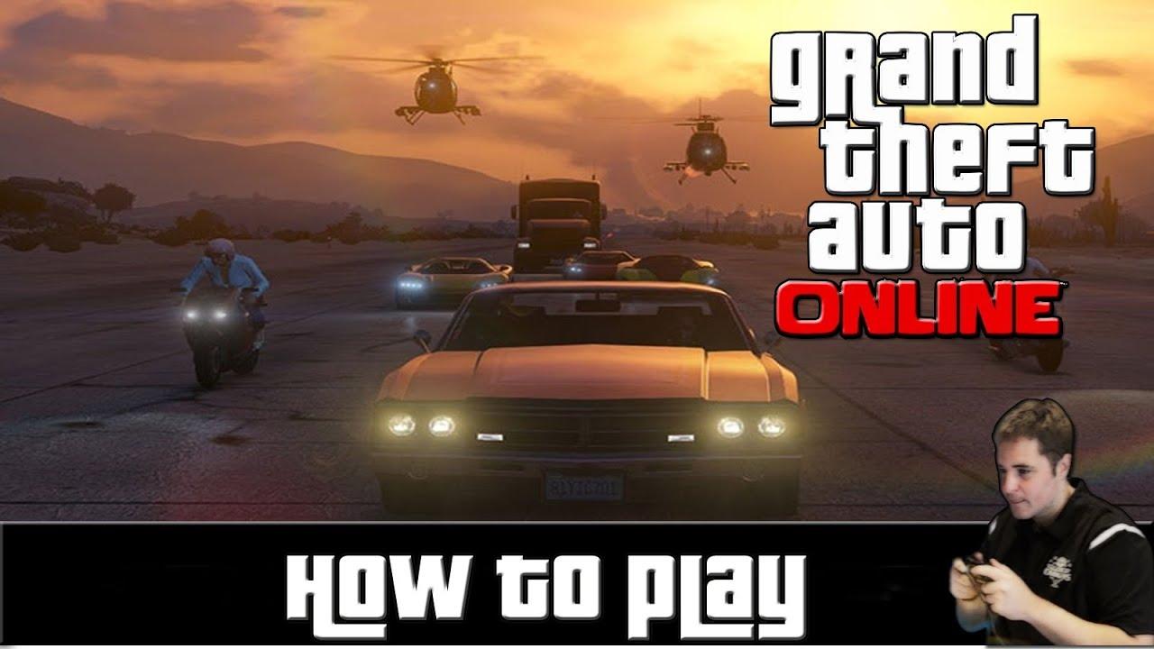 Gta Online Kostenlos Spielen