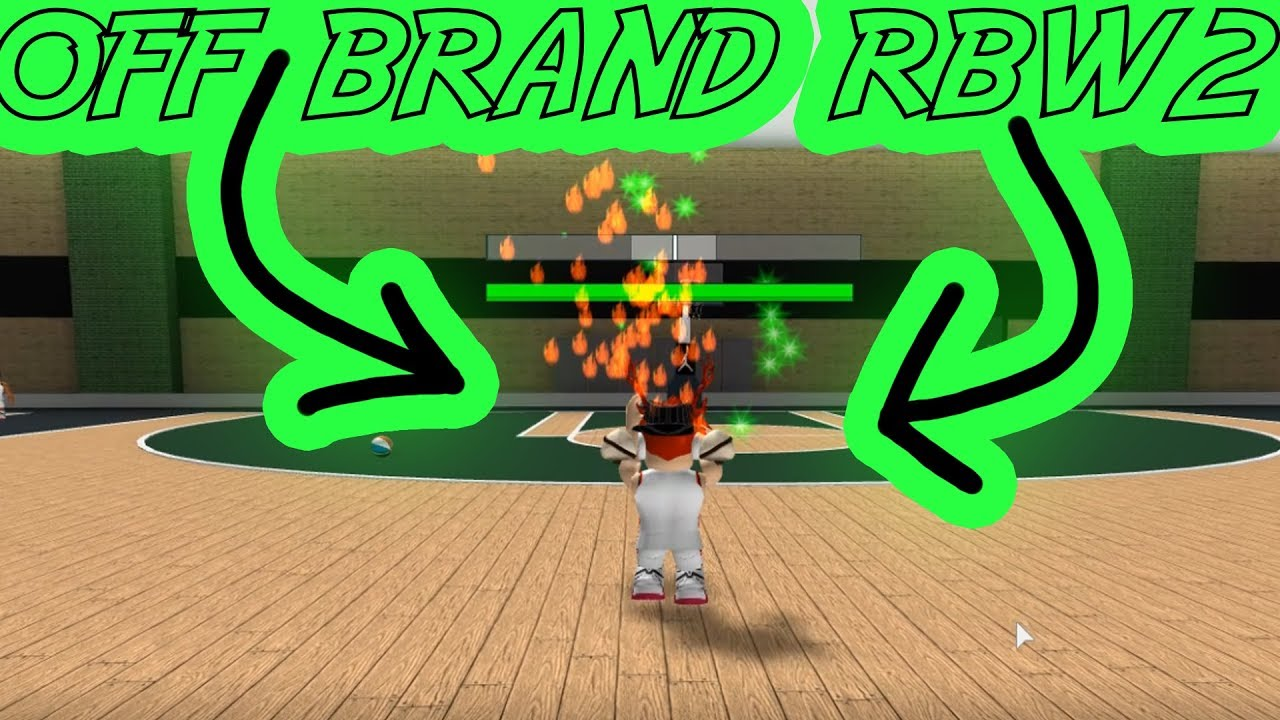 Playing An Off Brand Rb World 2 Roblox Basketball Hoopverse