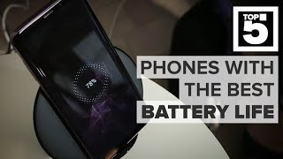 Phones with the best battery life (2018 edition) (CNET Top 5)