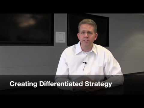 AlignOrg Solutions Creating Differentiated Strategy