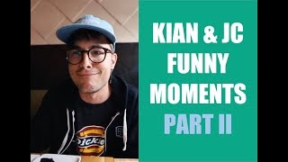 Kian and Jc FUNNY MOMENTS 2019  *PART II* compilation
