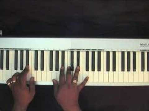 Give Thanks Unto The Lord - JC Mcallister - Piano Tutorial