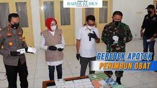 Jual Obat di Atas Harga Normal, Pemilik Apotek di Grobogan Ditangkap Polisi