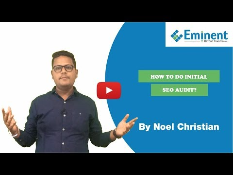 How to do Initial SEO Audit?