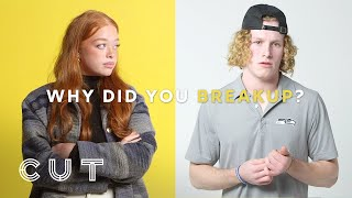 Do Exes See Their Breakup the Same Way? | Cut