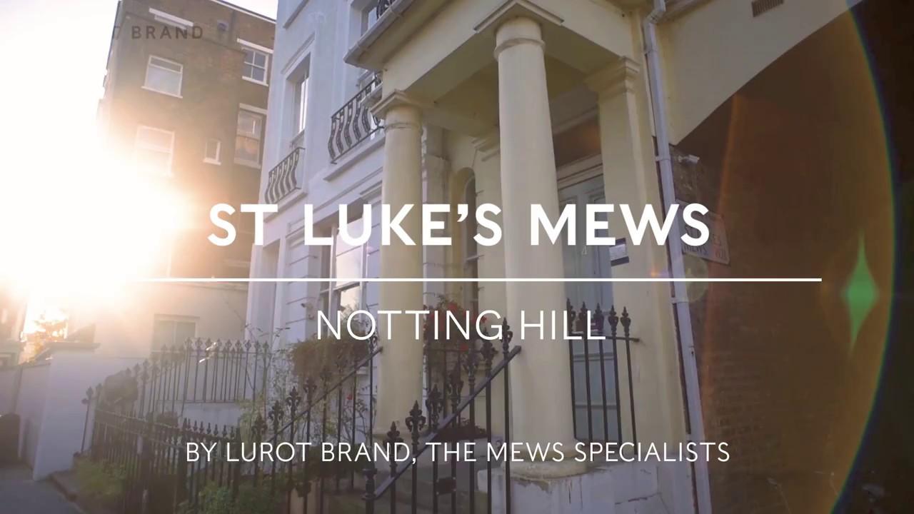 St Luke's Mews
