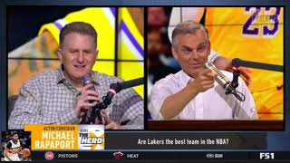 Colin Cowherd Surprised Did Baker Mayfield buy too much into his own hype?   The Herd