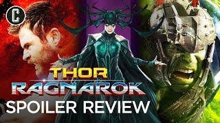 Thor: Ragnarok Review (Spoilers)