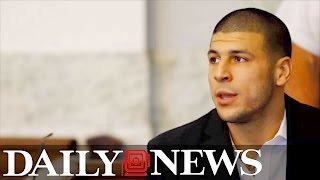 Aaron Hernandez's body found with Bible verse written on his forehead