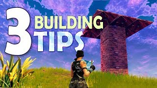 FORTNITE TIPS AND TRICKS BY A PRO! | ADVANCED BUILDING TO WIN! - (Fortnite Battle Royale)