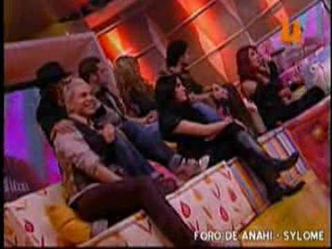 Baixar RBD canta Inalcanzable en MOJOE