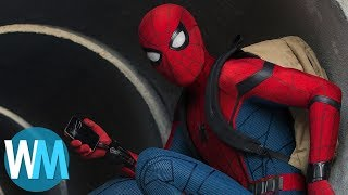 Top 10 Spider-Man: Homecoming Easter Eggs You've Missed!