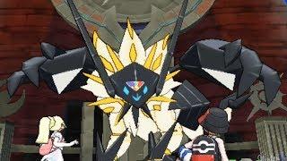 Pokemon: All legendary cutscenes 4.0