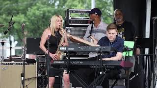 Steve Clarke Trio - Paula Atherton  Brass City Jazz Festival